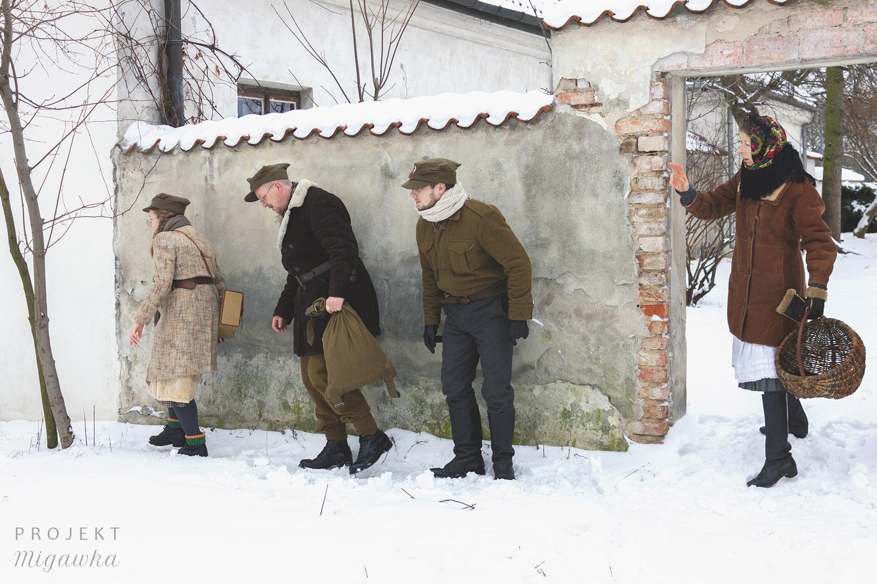 Sesja zdjęciowa Żołnierze Wyklęci (9)