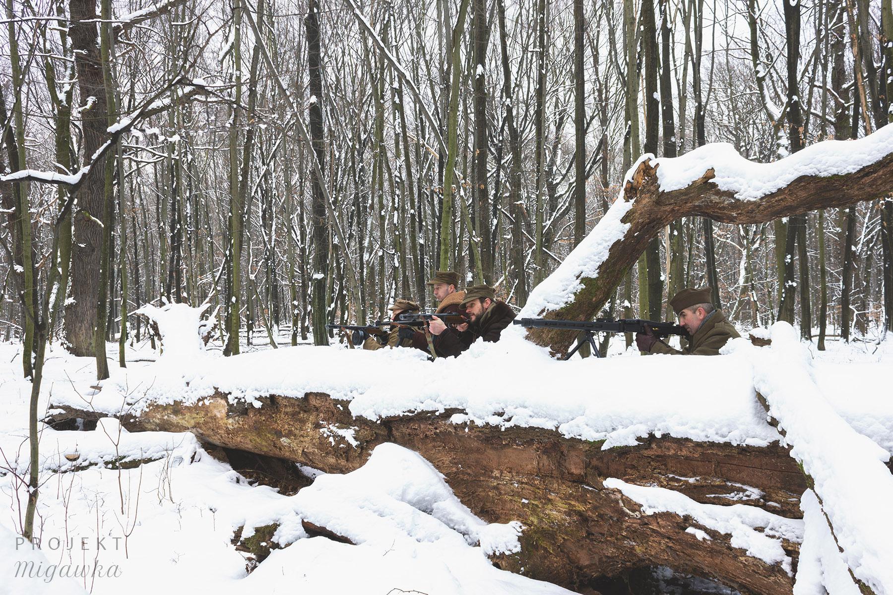 Sesja zdjęciowa Żołnierze Wyklęci (22)