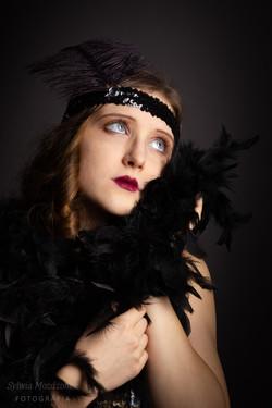 Portret retro Kasia 6