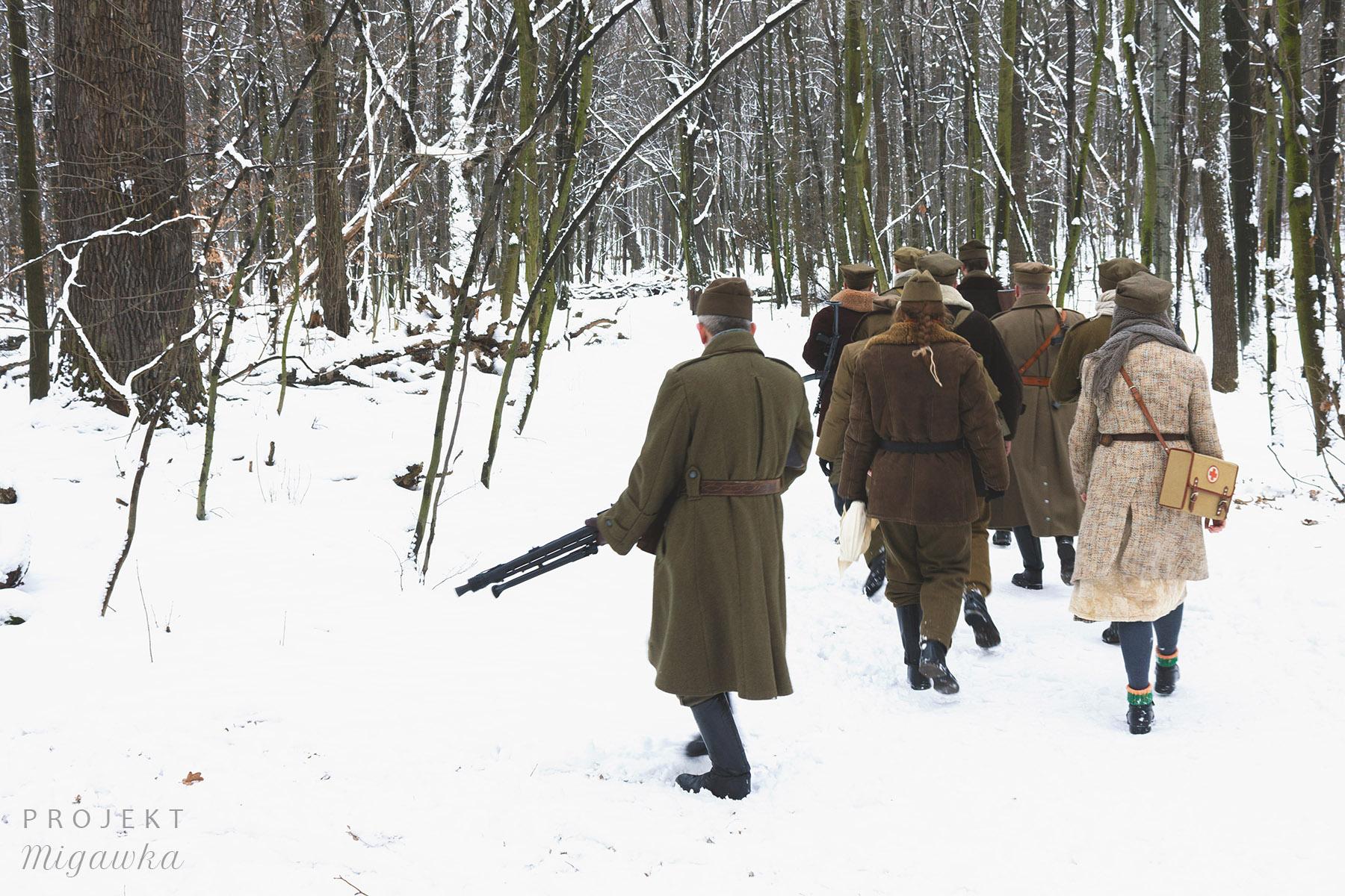 Sesja zdjęciowa Żołnierze Wyklęci (27)