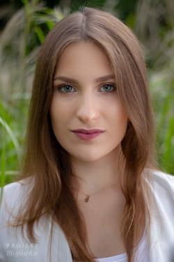Justyna - sesja w ogrodach BUW (22)