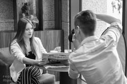 Sesja w hotelu The Westin Warsaw od kuch