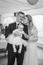 Ania i Konrad - przyjęcie ślubne w Łomiankach 8