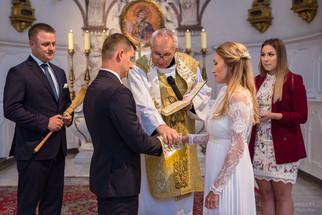Ania i Konrad - Ślub w Lesie Bielańskim 12