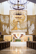 Chrzest kościół św. Marii Magdaleny na Wawrzyszewie 15