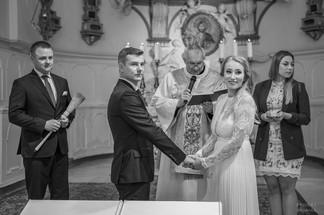 Ania i Konrad - Ślub w Lesie Bielańskim 14