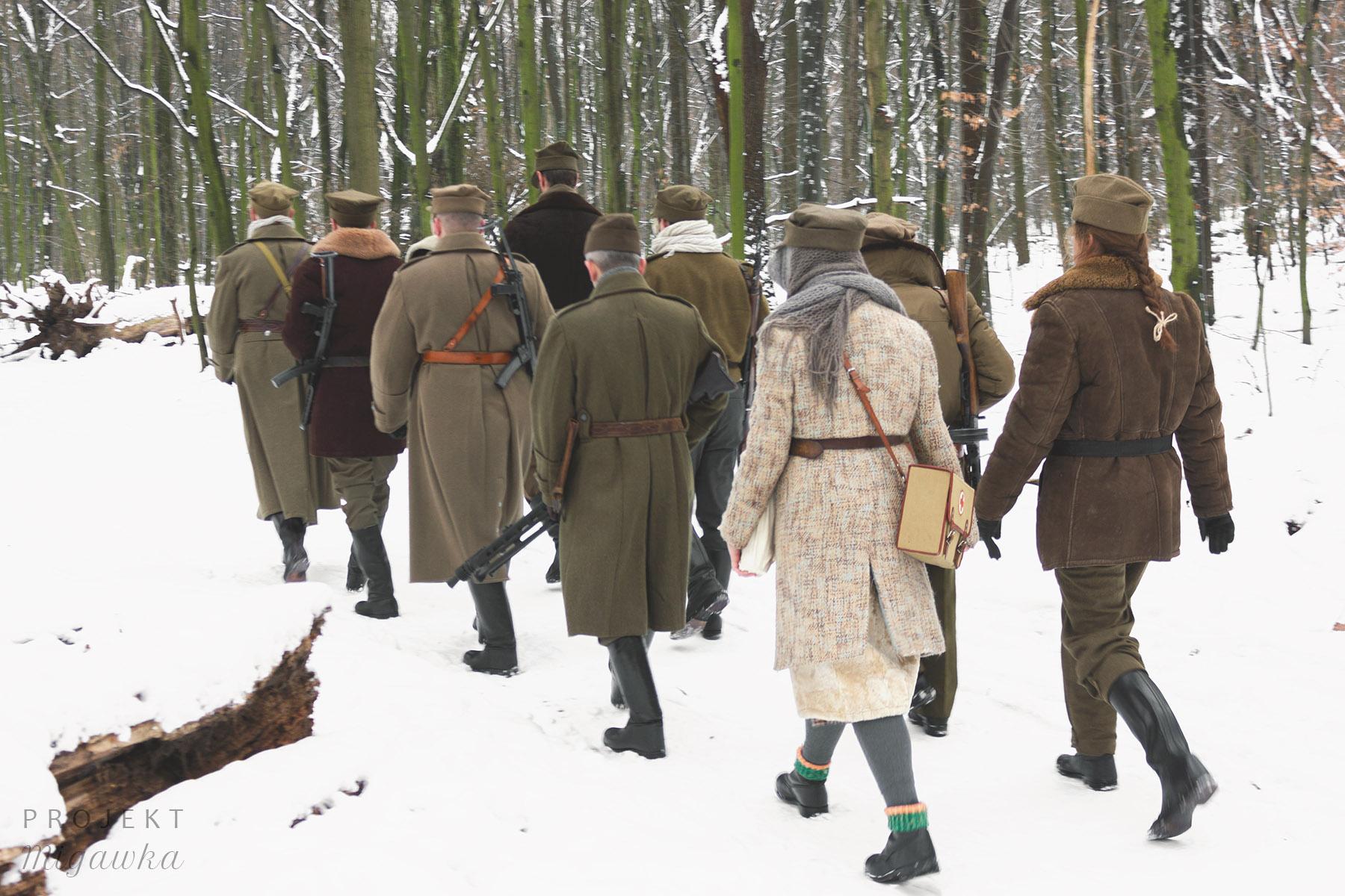 Sesja zdjęciowa Żołnierze Wyklęci (58)