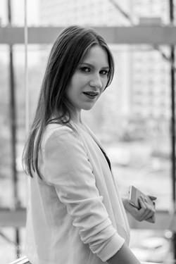 Justyna - sesja w hotelu The Westin Wars