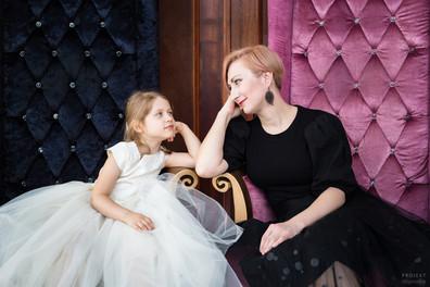 Sesja zdjęciowa dla mamy i córki 1