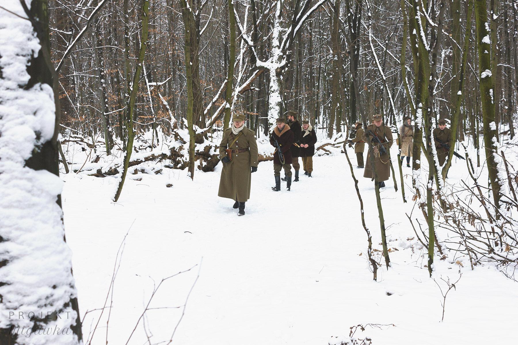 Sesja zdjęciowa Żołnierze Wyklęci (30)