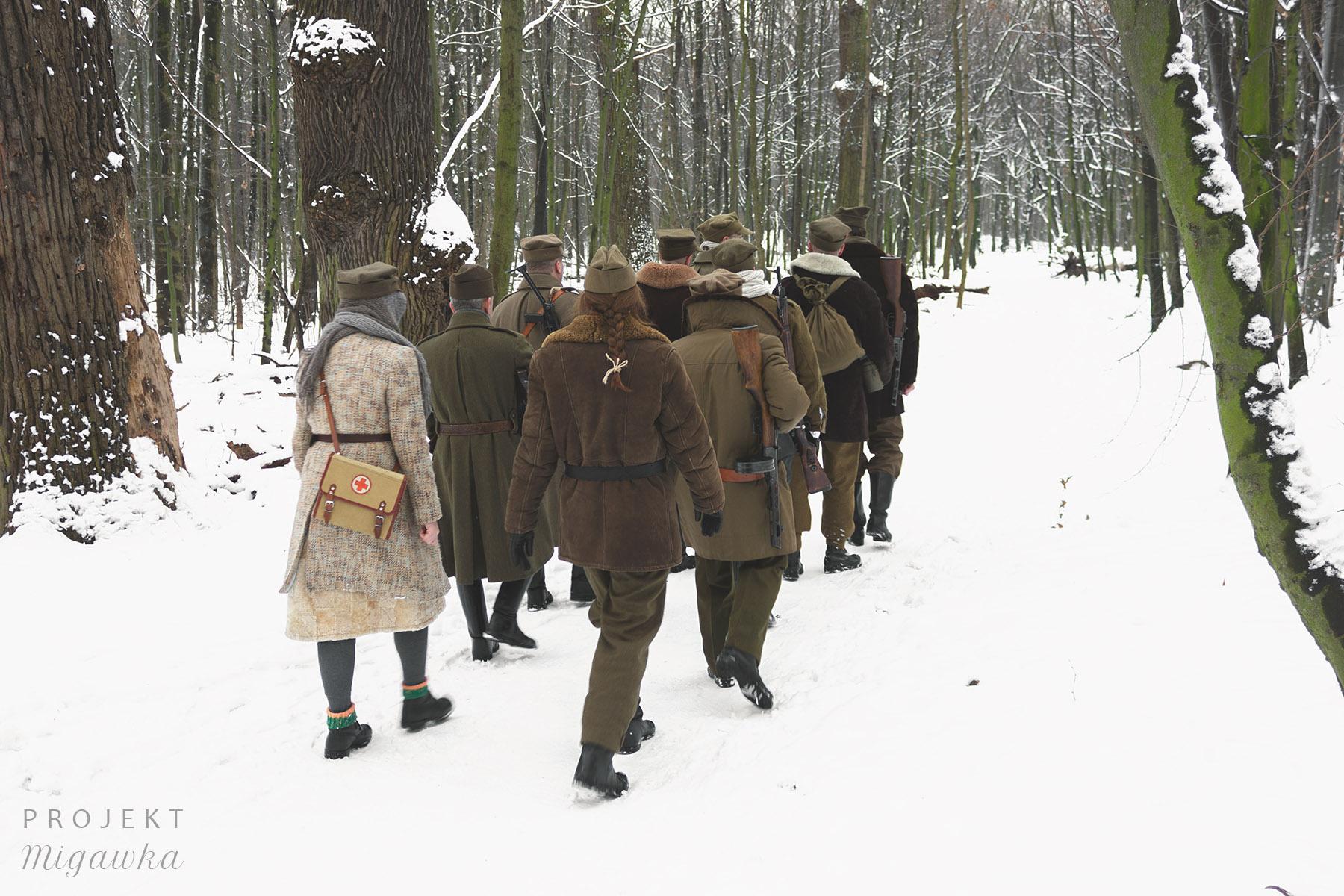 Sesja zdjęciowa Żołnierze Wyklęci (55)