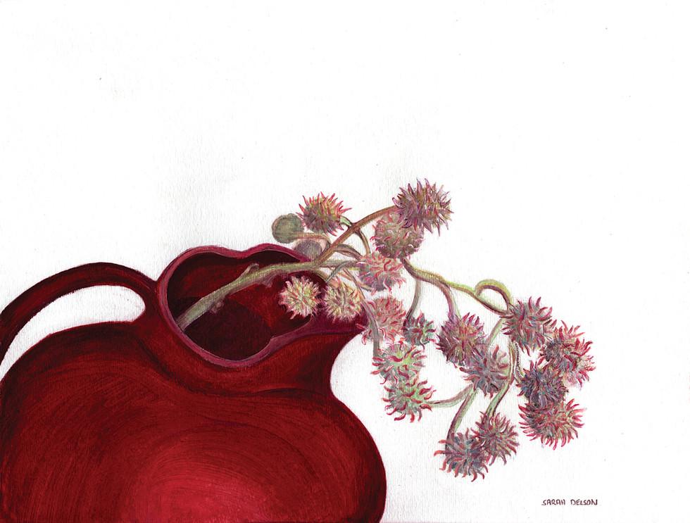 Prickle Flower