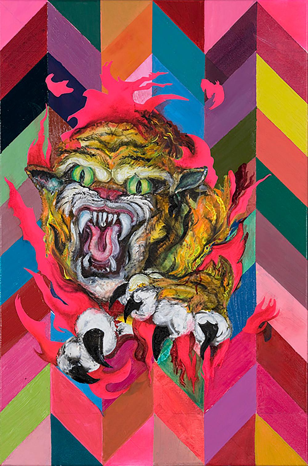 Che4vron Tiger