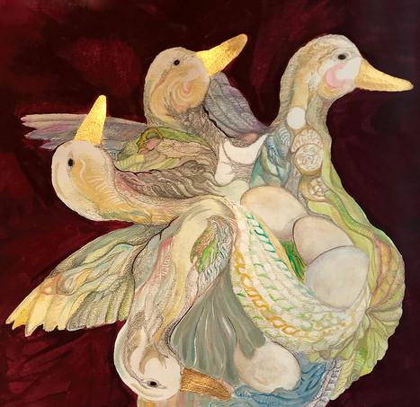 golden goose eggs