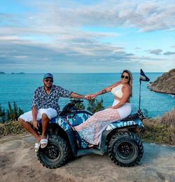Quadriciclo Arraial do Cabo