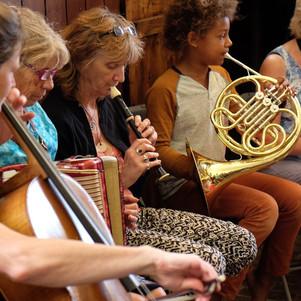 Live Music Workshop