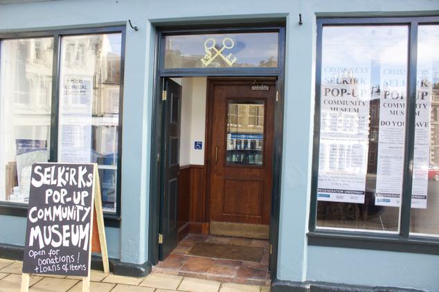 Selkirk Pop - up Community Museum