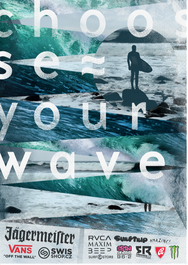 Choose your wave . 2016 . 57min