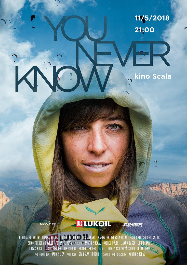 You Never Know . 2018 . 42min
