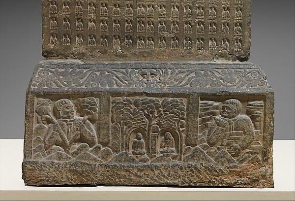 The Visit of Manjushri to Vimalakirti-2.