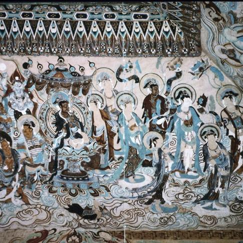 Mogao Cave 31