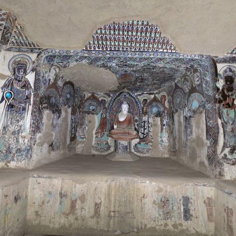 Mogao Cave 217