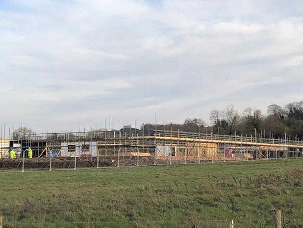 Construction Works at William Morris