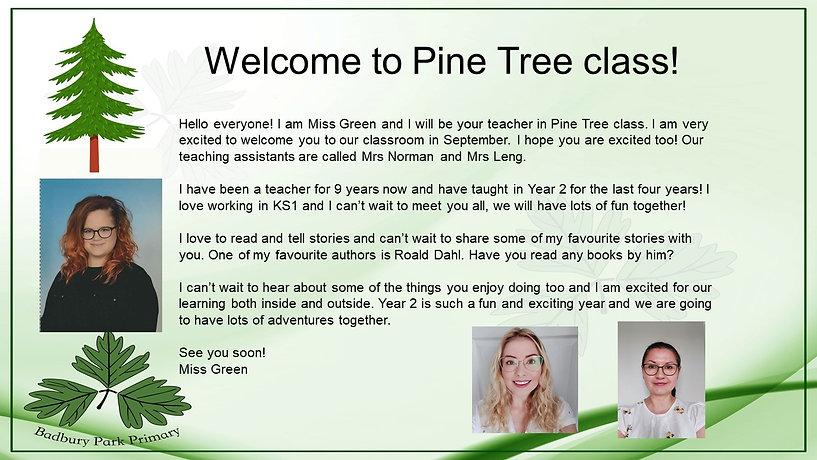 Welcome - Pine Tree class 2.jpg