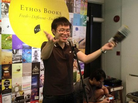 Happy Birthday to Ethos Books!