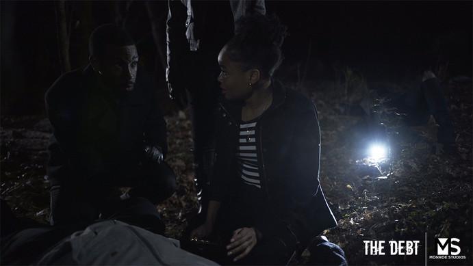Nia, Black, and Jaye
