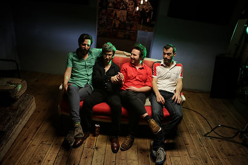 Interview with a Rock Band