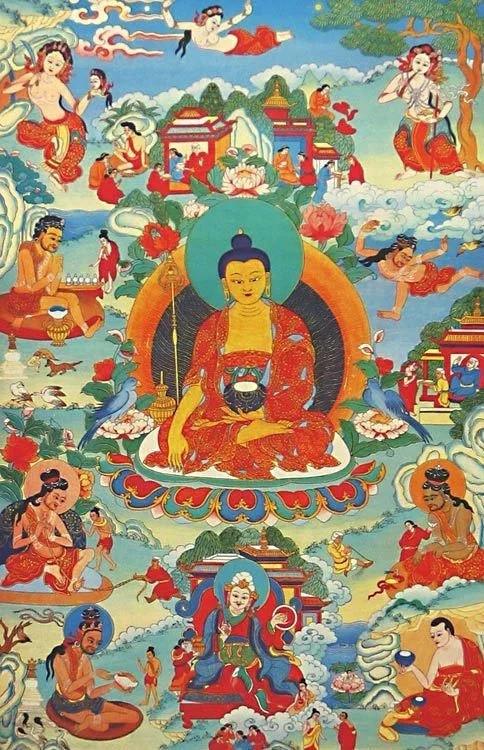 Second Imitation of Guru Padmasabhava Guru Rinpoche
