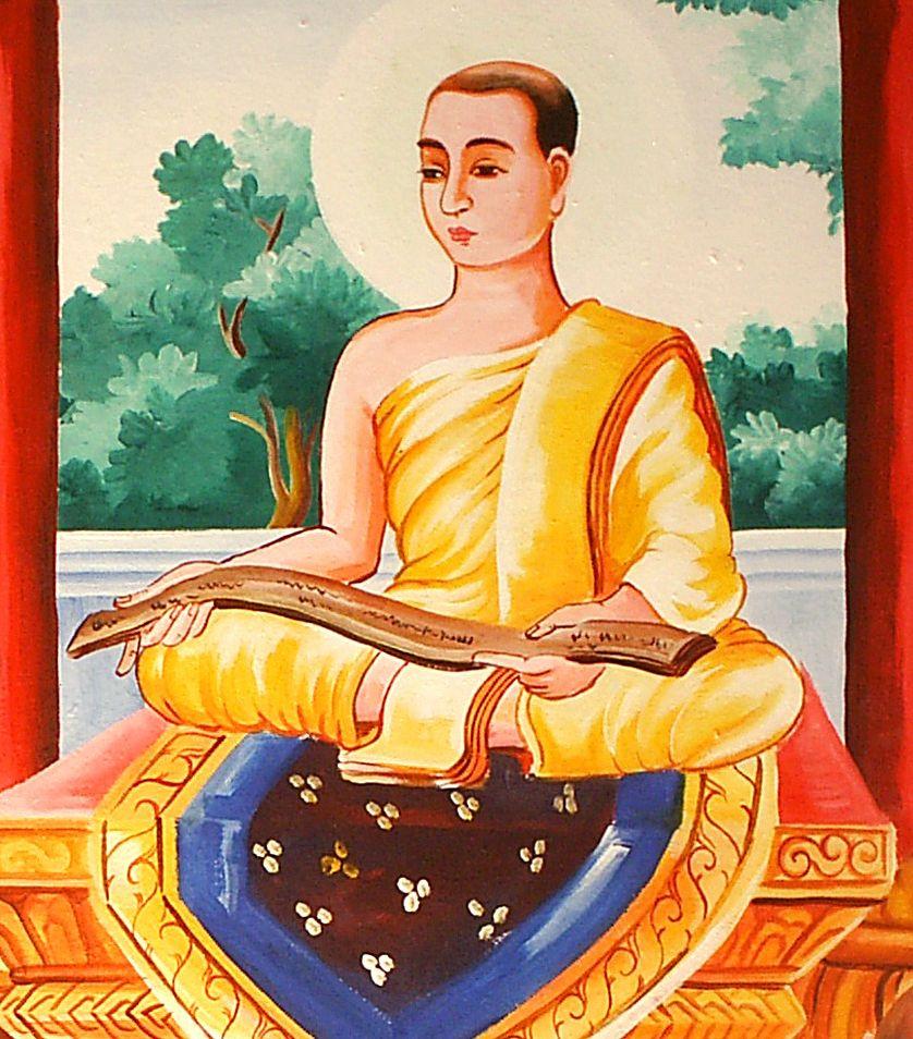 Venerable Ananda - Buddha's main student