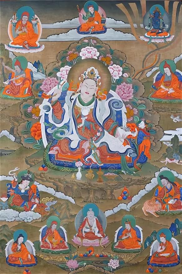 Fifth Emanation of Guru Padmasabhava Guru Rinpoche
