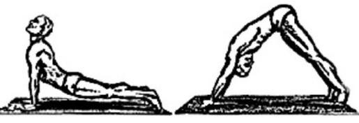 Fifths rite The Five Tibetan Yoga