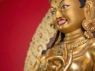 Buddhist Chöd Practice
