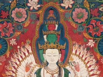 Anuttarayoga (Highest) Tantra Practice