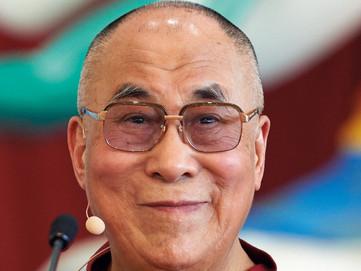 The current Dalai Lama