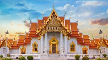 Magical Temples in Theravada Buddhism