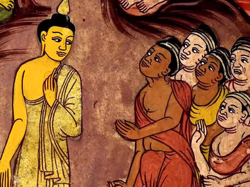 Buddhism meditation on unhealthy attachment