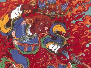 Eight Manifestations of Guru Padmasabhava