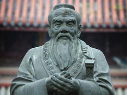 Buddhism vs. Confucianism