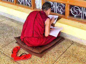 The 10-step path towards Buddhahood