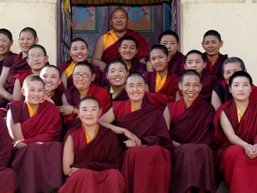 Establishing nun order in Buddhism