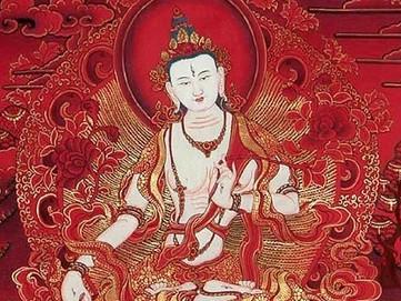 Powerful Red Tara