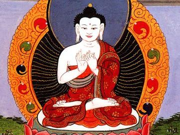 Who is Buddha Vairocana?