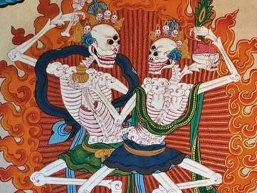 Nine Point Meditation on Death