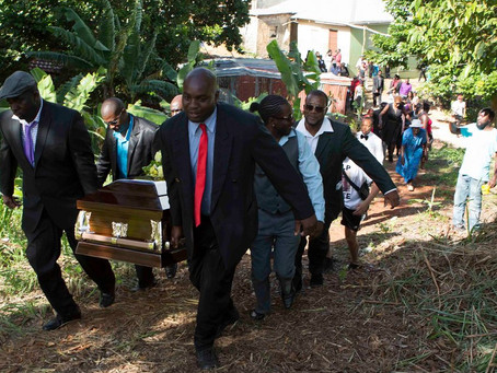 'He died like a slave': the tragic death of Mzee Mohammed