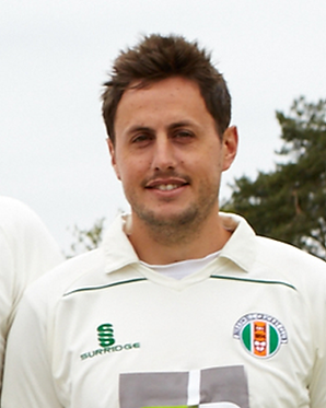 Nick James - Berkswell Cricket Club