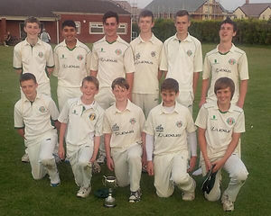 Berkswell Cricket Club - Youth Squad